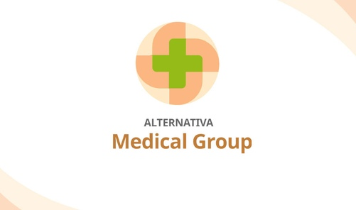 Разработали логотип для Alternativa Medical Group